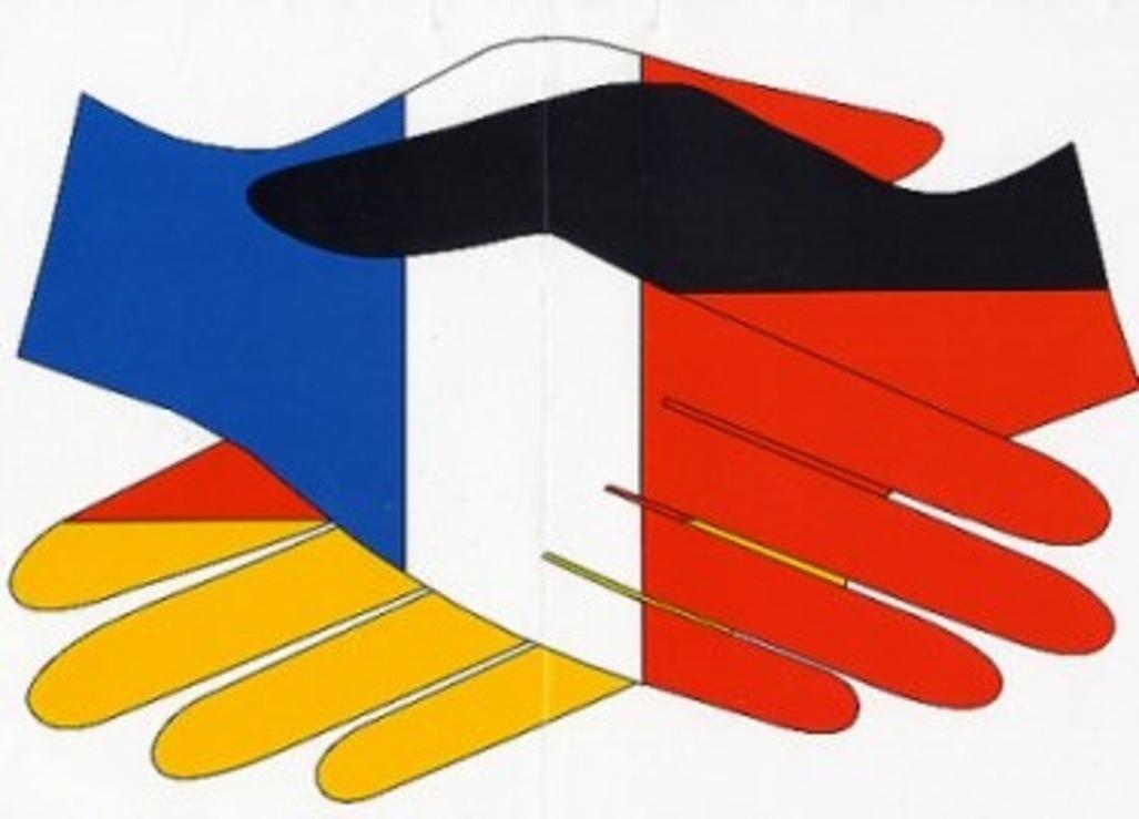 Amitié franco allemande