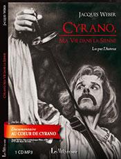 Couverture Cyrano, ma vie dans la sienne