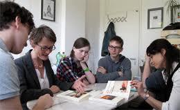 L'équipe des Editions Zoé