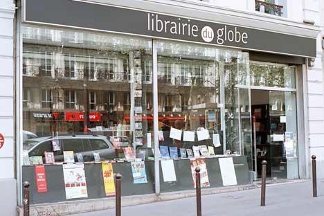 Librairie du Globe extérieur