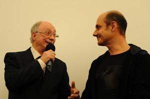 Michel Raimbault et Bernard Campan