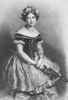 Carlotta Grisi première interprète de Giselle