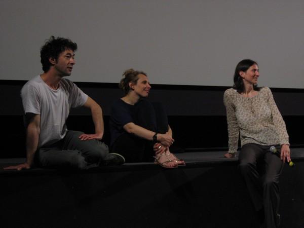 Benoit Marchand, Hélène Francisci et Aurélie Kieffer