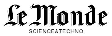Le Monde science & techno