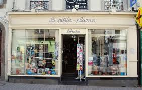 Librairie Porte-Plume
