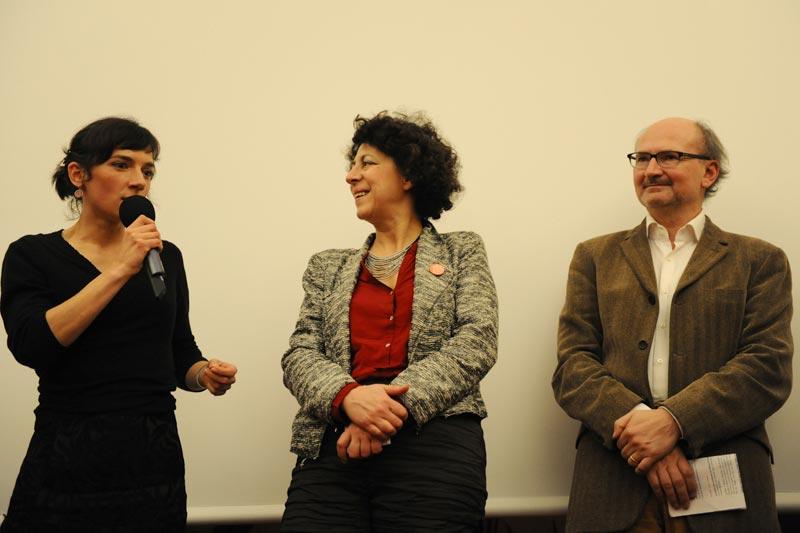 Cachou Kirsch, Valérie Lévy-Soussan, Eric Fottorino
