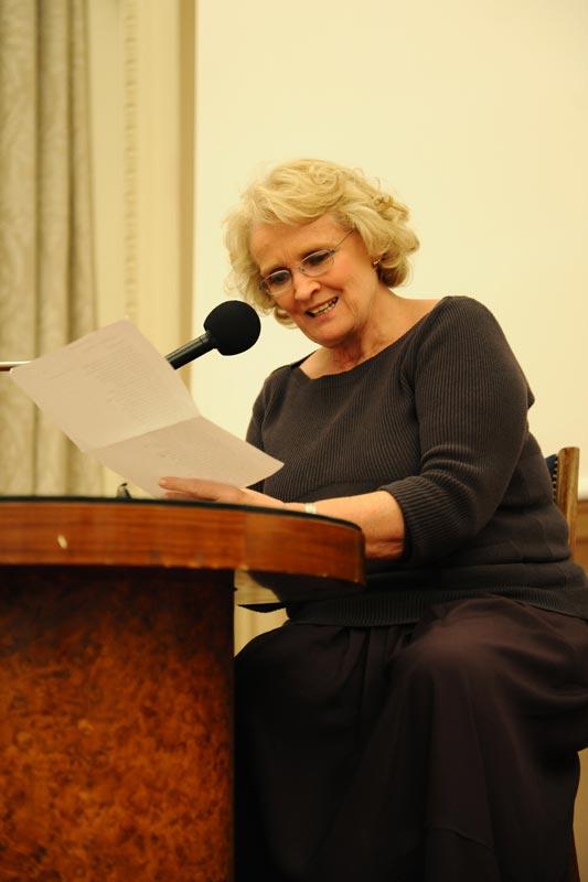 Marie-Christine Barrault lit Victor Hugo