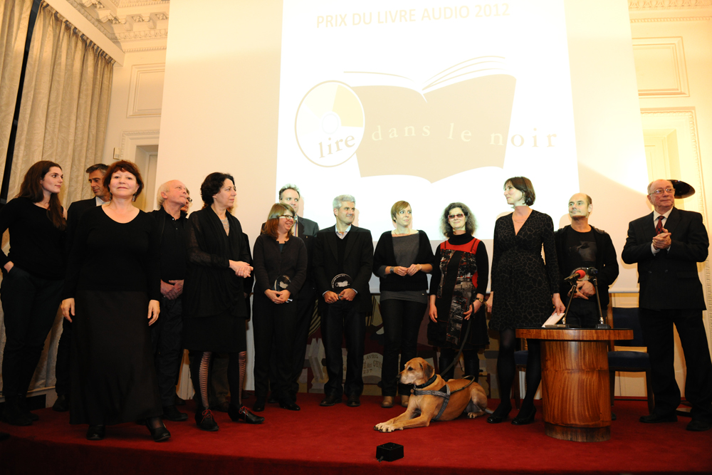 Les lauréats et le jury