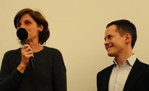 Sophie Massieu et Jean Leymarie