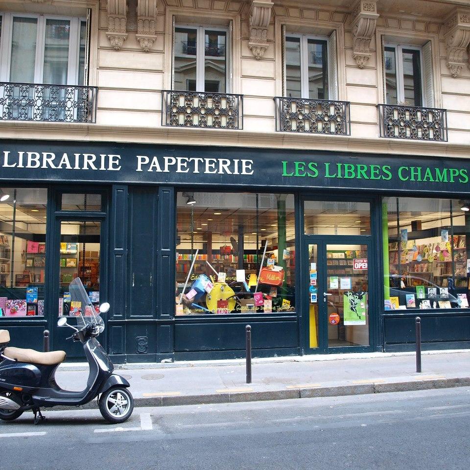 Librairie Libres Champs