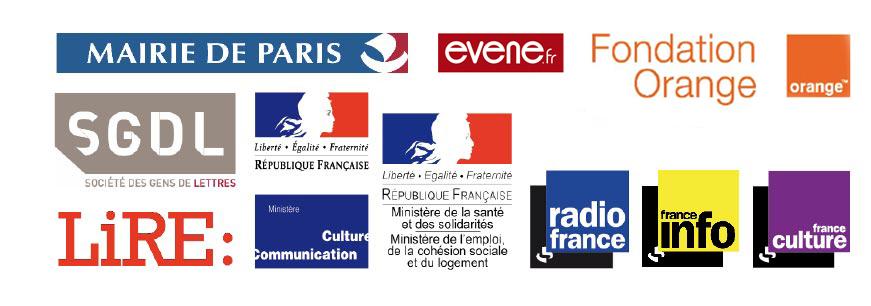 Partenaires du Prix LDN 2012