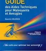 Couverture du Guide des Aides Techniques pour Malvoyants et Aveugles