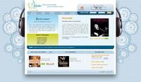 Page d'accueil du nouveau site Livrior