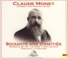 couverture du livre audio Claude Monet