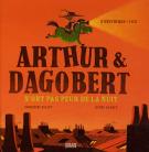 couverture de Arthur et Dagobert