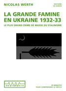 couverture de La grande famine en Ukraine 1932/33