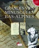 couverture de Grande vie minuscules Bas-Alpines
