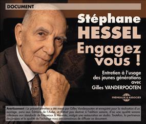 Engagez-vous ! de Stéphane Hessel