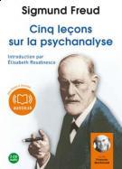 couverture de Cinq leçon sur la psychanalyse