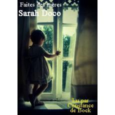 Faites des mères par Sarah Doco
