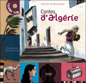 Contes d'Algérie par Nora Aceral