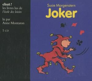 Joker par Susie Morgenstern