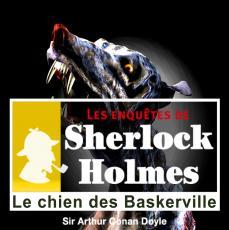 Le chien des Baskerville par Arthur Conan Doyle