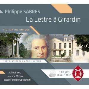 La lettre a Girardin