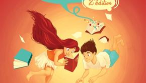 Affiche des petits champions de la lecture