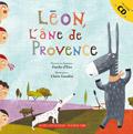 couverture de Léon l'âne de provence