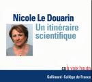 couverture de Un itinéraire scientifique