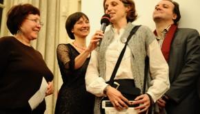 Sophie Massieu intervenant sur l'accessibilité