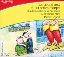 Le géant aux chaussettes rouges par Pierre Gripari