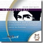 Discours sur l'origine des inégalités parmi les hommes par Jean-Jacques Rousseau