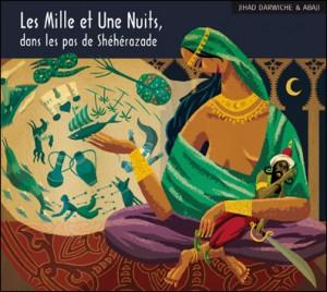 Les mille et une nuits par Jihad Darwiche