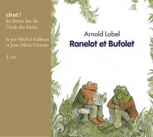Ranelot et Bufolet par Arnold Lobel