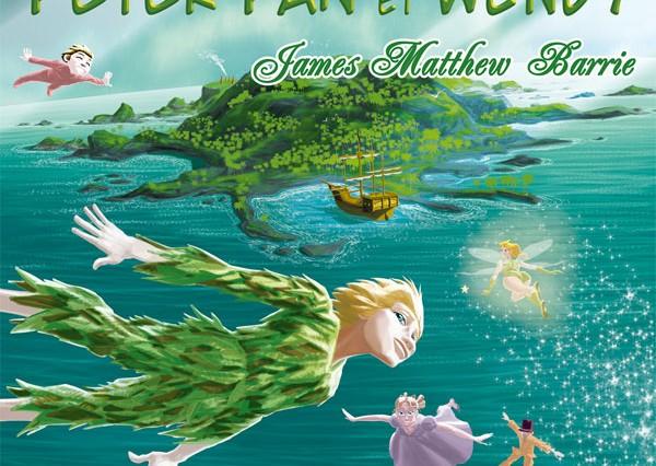 Peter Pan et Wendy par James Peter Barrie
