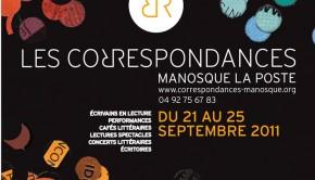 Correspondances de Manosque 2011