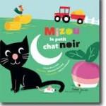 Mizou, le petit chat noir