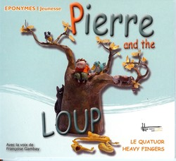 Pierre and the loup